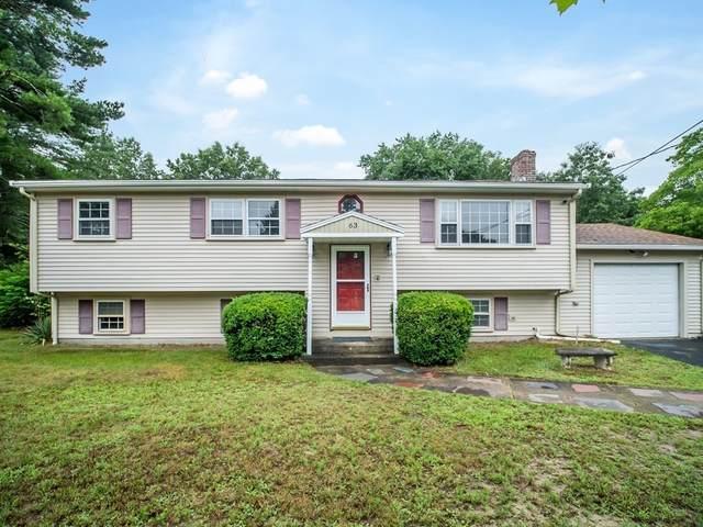 63 Massasoit Lane, Hanover, MA 02339 (MLS #72869244) :: Spectrum Real Estate Consultants