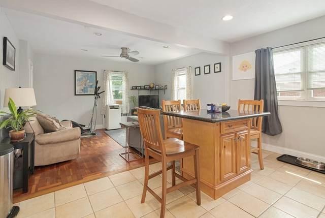 5 Olive St #4, Boston, MA 02135 (MLS #72869259) :: Zack Harwood Real Estate | Berkshire Hathaway HomeServices Warren Residential
