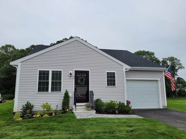 361 Old Plymouth Rd., Bourne, MA 02562 (MLS #72869294) :: Home And Key Real Estate