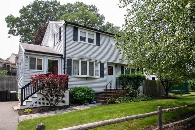 25 Blair Terrace, Peabody, MA 01960 (MLS #72869313) :: Maloney Properties Real Estate Brokerage
