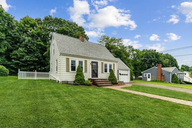 190 Hill Street, Norwood, MA 02062 (MLS #72869323) :: The Ponte Group