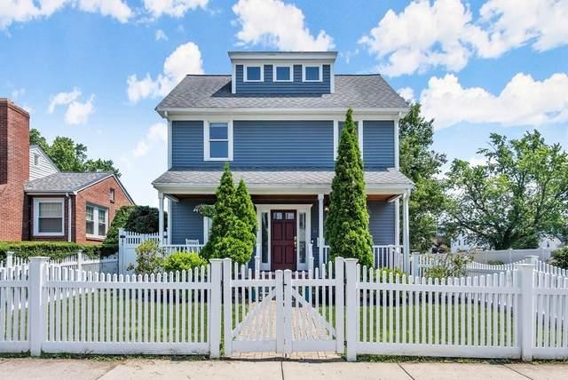 42 Rustic Street 42-1, Newton, MA 02458 (MLS #72869346) :: Charlesgate Realty Group