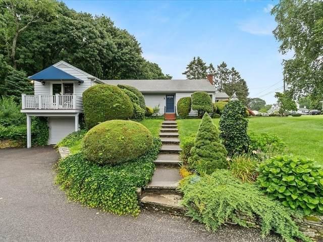161 Harbor Road, Swansea, MA 02777 (MLS #72869360) :: Spectrum Real Estate Consultants