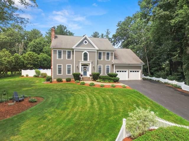 5 Woodcrest Drive, West Newbury, MA 01985 (MLS #72869438) :: Westcott Properties