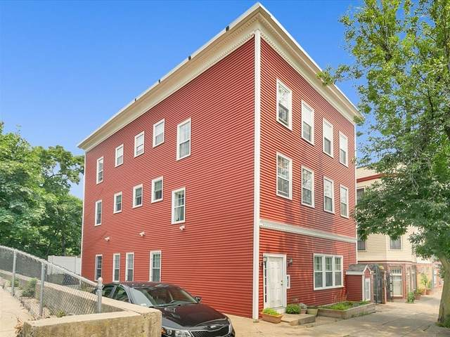 164 Ashmont St #1, Boston, MA 02124 (MLS #72869450) :: Zack Harwood Real Estate | Berkshire Hathaway HomeServices Warren Residential