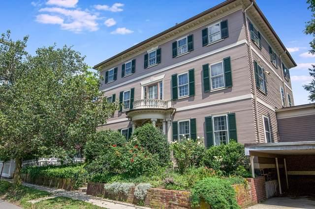 4 Willard Street, Cambridge, MA 02138 (MLS #72869454) :: Dot Collection at Access