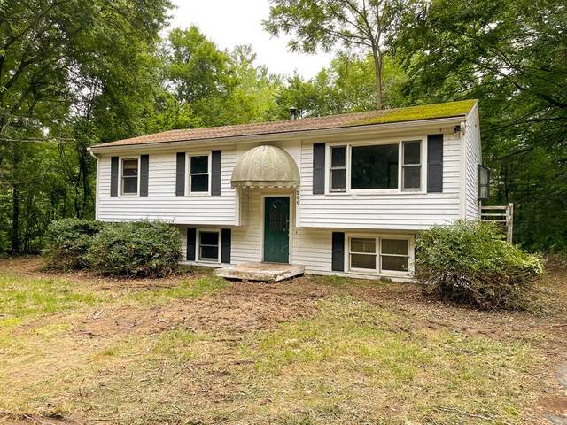 266 Staples St, Taunton, MA 02718 (MLS #72869498) :: Kinlin Grover Real Estate