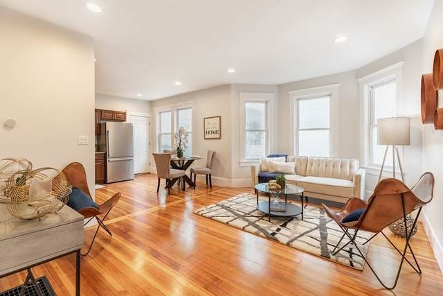 153 Cornell Street #1, Boston, MA 02131 (MLS #72869501) :: EXIT Cape Realty