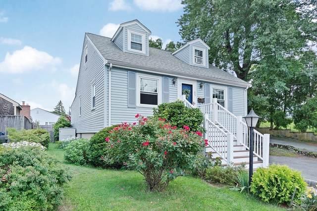65 Palmer St, Medford, MA 02155 (MLS #72869523) :: Maloney Properties Real Estate Brokerage