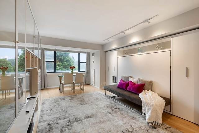 170 Tremont Street #401, Boston, MA 02111 (MLS #72869525) :: EXIT Cape Realty