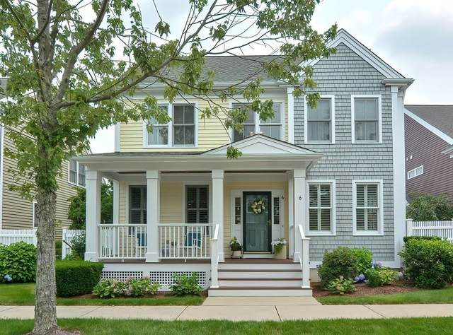 6 Danforth Ln #6, Norton, MA 02766 (MLS #72869533) :: Kinlin Grover Real Estate