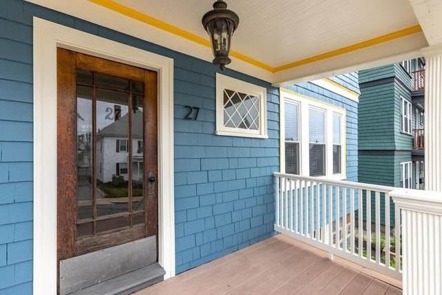 27 South Munroe Terrace #1, Boston, MA 02122 (MLS #72869569) :: Zack Harwood Real Estate | Berkshire Hathaway HomeServices Warren Residential