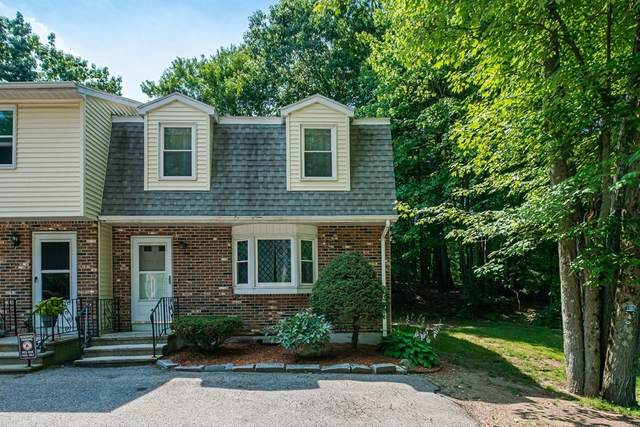 117 Manning St #4, Holden, MA 01522 (MLS #72869571) :: The Duffy Home Selling Team