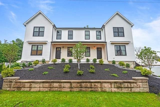 5 N Pleasant St #5, Natick, MA 01760 (MLS #72869580) :: Westcott Properties