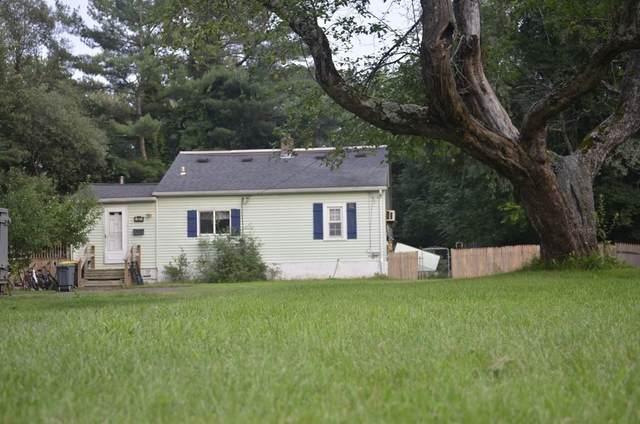 101 Pine Grove Ave, Bellingham, MA 02019 (MLS #72869621) :: Spectrum Real Estate Consultants