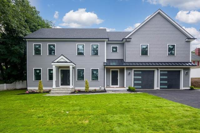 46 Overbrook Dr, Wellesley, MA 02457 (MLS #72869622) :: The Gillach Group
