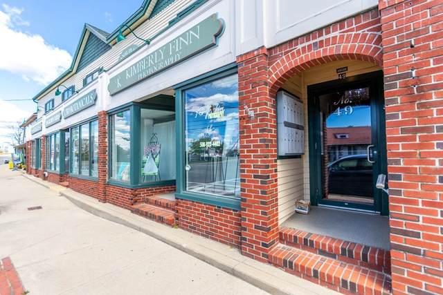 49 Main St C, Bourne, MA 02532 (MLS #72869822) :: Maloney Properties Real Estate Brokerage