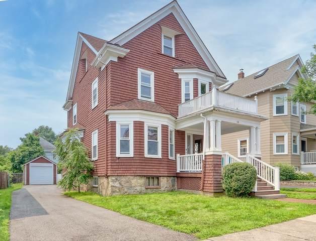 68 Bradfield Avenue, Boston, MA 02131 (MLS #72869826) :: Trust Realty One