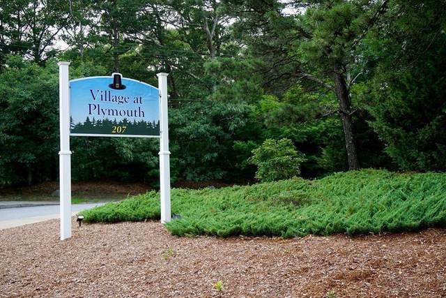 207 Samoset Street C18, Plymouth, MA 02360 (MLS #72869909) :: Kinlin Grover Real Estate