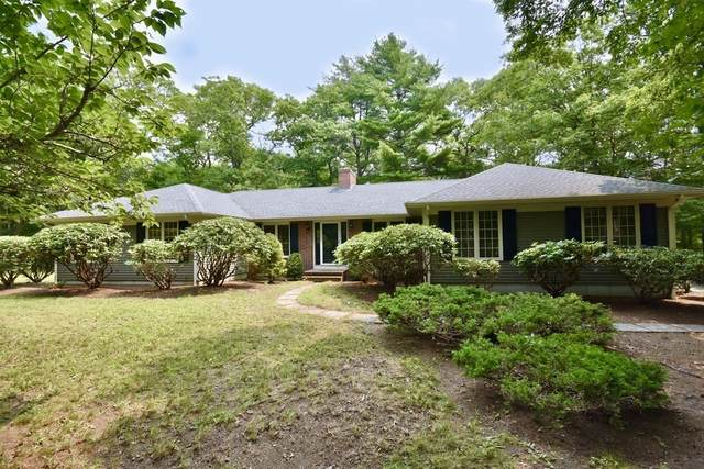 136 Rock Odundee Rd, Dartmouth, MA 02748 (MLS #72869914) :: Rose Homes | LAER Realty Partners