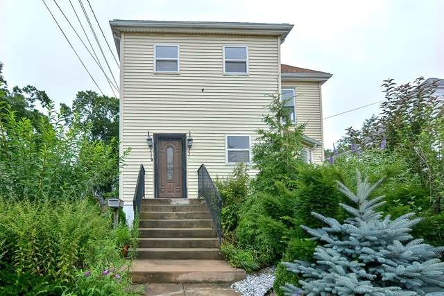231-233 Railroad Ave, Norwood, MA 02062 (MLS #72869927) :: Trust Realty One