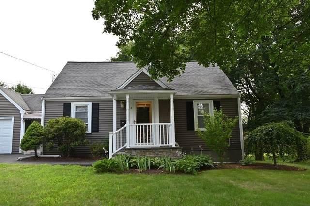 14 Lexington St, Franklin, MA 02038 (MLS #72869945) :: Welchman Real Estate Group