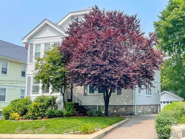 15 Virgil #15, Boston, MA 02132 (MLS #72869952) :: Zack Harwood Real Estate | Berkshire Hathaway HomeServices Warren Residential