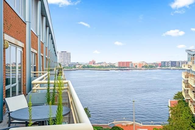 3 Battery Wharf #3604, Boston, MA 02109 (MLS #72869970) :: Maloney Properties Real Estate Brokerage