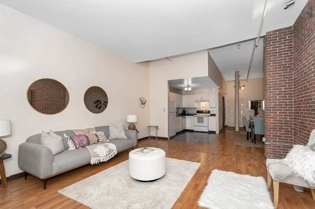 172 Middle Street #103, Lowell, MA 01852 (MLS #72870007) :: Parrott Realty Group