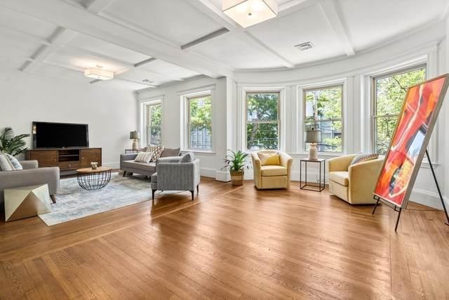 77 Park Street #2, Brookline, MA 02446 (MLS #72870009) :: Maloney Properties Real Estate Brokerage