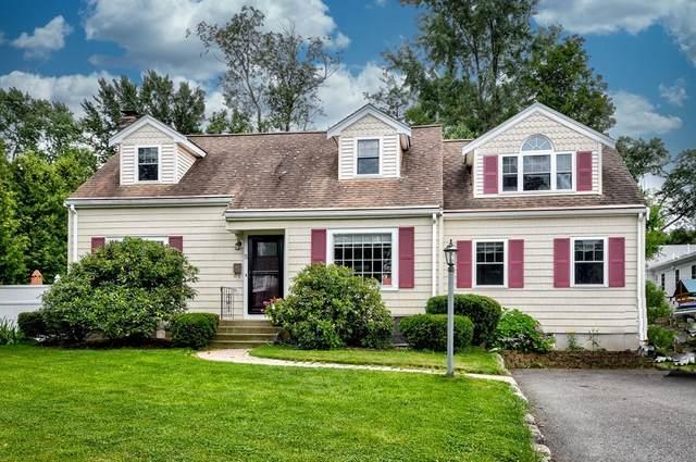 5 Chester Street, Natick, MA 01760 (MLS #72870028) :: Westcott Properties