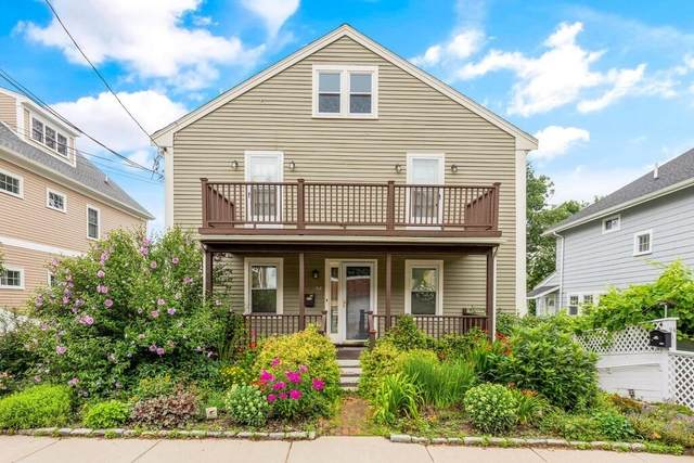 94 Bigelow St #1, Boston, MA 02135 (MLS #72870038) :: Zack Harwood Real Estate | Berkshire Hathaway HomeServices Warren Residential