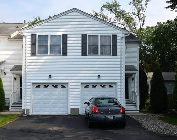 572 Smithfield Rd #20, North Providence, RI 02904 (MLS #72870042) :: Kinlin Grover Real Estate