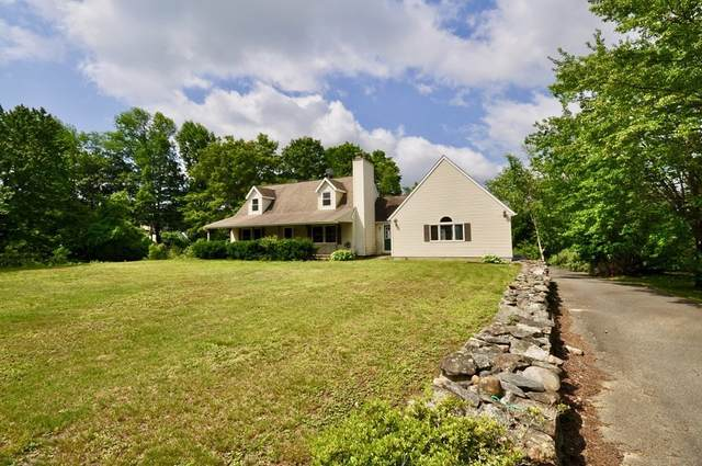 398 Baldwinville Road, Templeton, MA 01468 (MLS #72870054) :: The Gillach Group