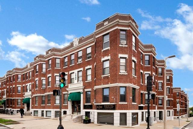 1576 Commonwealth Ave #15, Boston, MA 02135 (MLS #72870061) :: Zack Harwood Real Estate | Berkshire Hathaway HomeServices Warren Residential