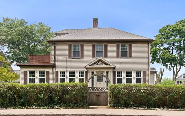143 Foster St, Boston, MA 02135 (MLS #72870071) :: Zack Harwood Real Estate | Berkshire Hathaway HomeServices Warren Residential