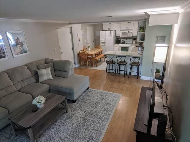 305 Riverside Ave #22, Medford, MA 02155 (MLS #72870072) :: East Group, Engel & Völkers