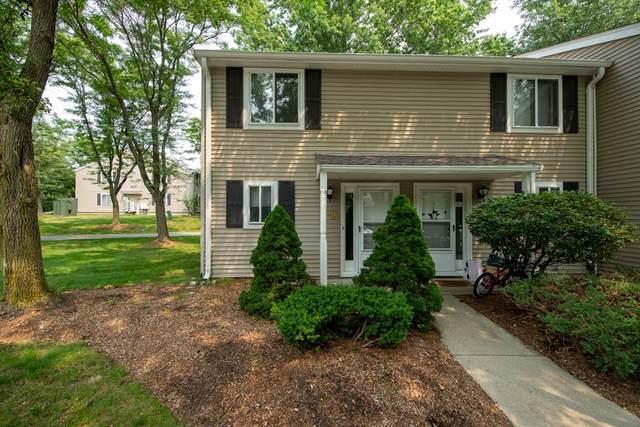 12 Village Hill Ln #12, Natick, MA 01760 (MLS #72870087) :: Westcott Properties