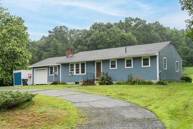 184 West Acton Road, Stow, MA 01775 (MLS #72870104) :: Welchman Real Estate Group