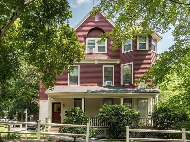 5 Fairbanks St #2, Brookline, MA 02445 (MLS #72870109) :: Zack Harwood Real Estate | Berkshire Hathaway HomeServices Warren Residential