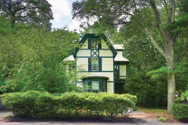 15 Sterling St, Newton, MA 02465 (MLS #72870119) :: Trust Realty One