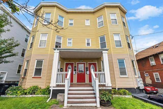 34 Fremont St #2, Somerville, MA 02145 (MLS #72870146) :: Zack Harwood Real Estate | Berkshire Hathaway HomeServices Warren Residential