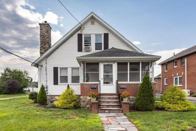93 Lafayette, Waltham, MA 02453 (MLS #72870163) :: Zack Harwood Real Estate | Berkshire Hathaway HomeServices Warren Residential