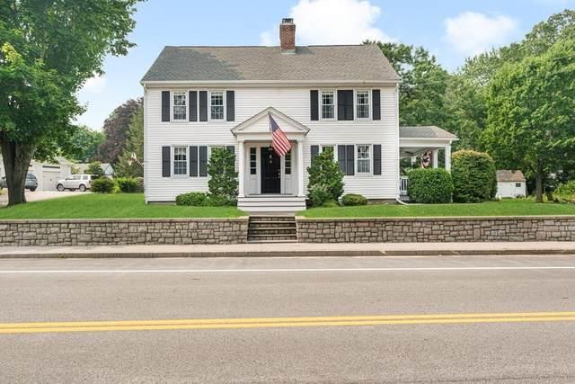 4 Greene St, North Smithfield, RI 02876 (MLS #72870170) :: Kinlin Grover Real Estate