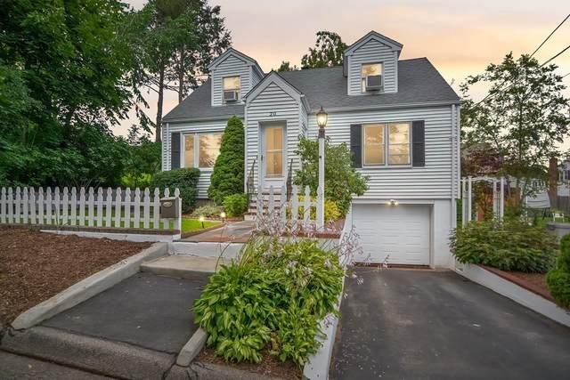 20 Corbett Ave, Dedham, MA 02026 (MLS #72870188) :: Home And Key Real Estate
