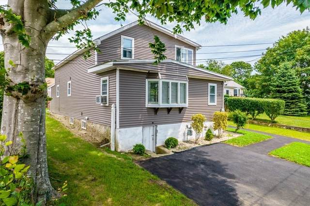 45 Grove St, Fairhaven, MA 02719 (MLS #72870207) :: Trust Realty One