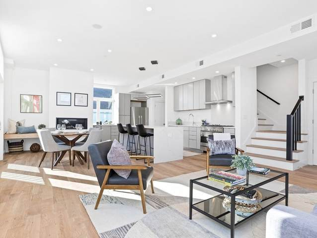 12A Washington Ave 12A, Somerville, MA 02143 (MLS #72870238) :: Zack Harwood Real Estate | Berkshire Hathaway HomeServices Warren Residential