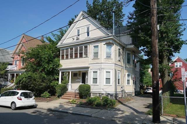 13 Garrison Ave #3, Somerville, MA 02144 (MLS #72870241) :: Zack Harwood Real Estate | Berkshire Hathaway HomeServices Warren Residential