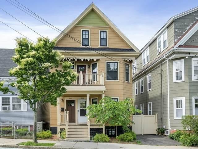 292 Summer St #1, Somerville, MA 02144 (MLS #72870260) :: Zack Harwood Real Estate | Berkshire Hathaway HomeServices Warren Residential
