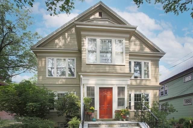 84 Beals St #1, Brookline, MA 02445 (MLS #72870315) :: Maloney Properties Real Estate Brokerage